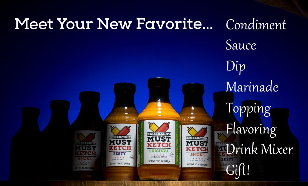 Meet your New Favorite Condiment Sauce Dip Marinade Topping Flavoring