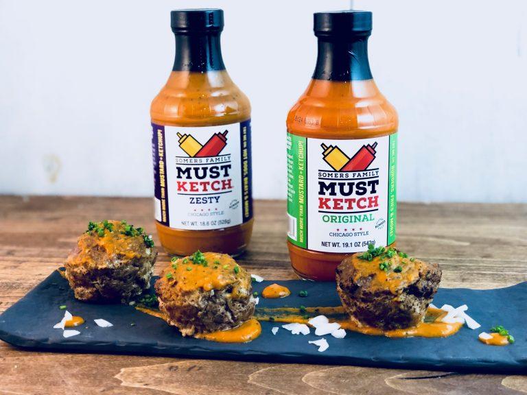 Mustketch Meatballs