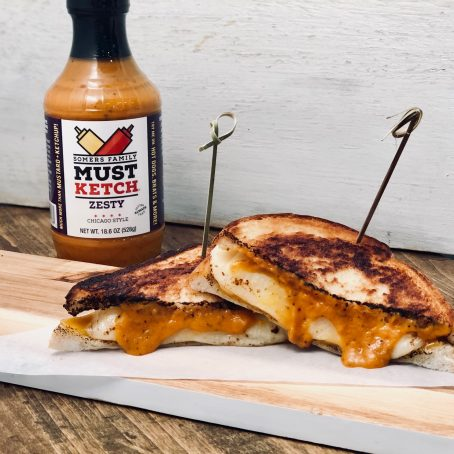 Must Ketch Grilled Cheese